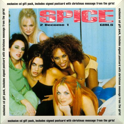 Spice Girls - 2 Become 1 CD2