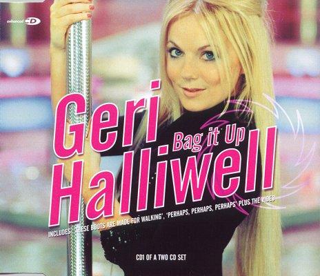 Geri Halliwell - Bag It Up