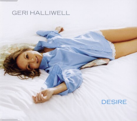 Geri Halliwell - Desire CD 1