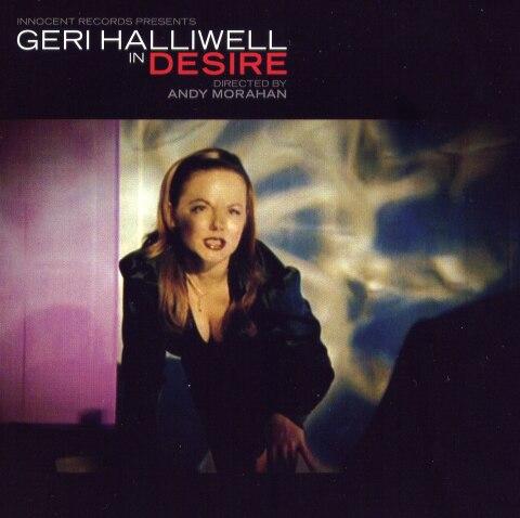 Geri Halliwell - Desire DVD