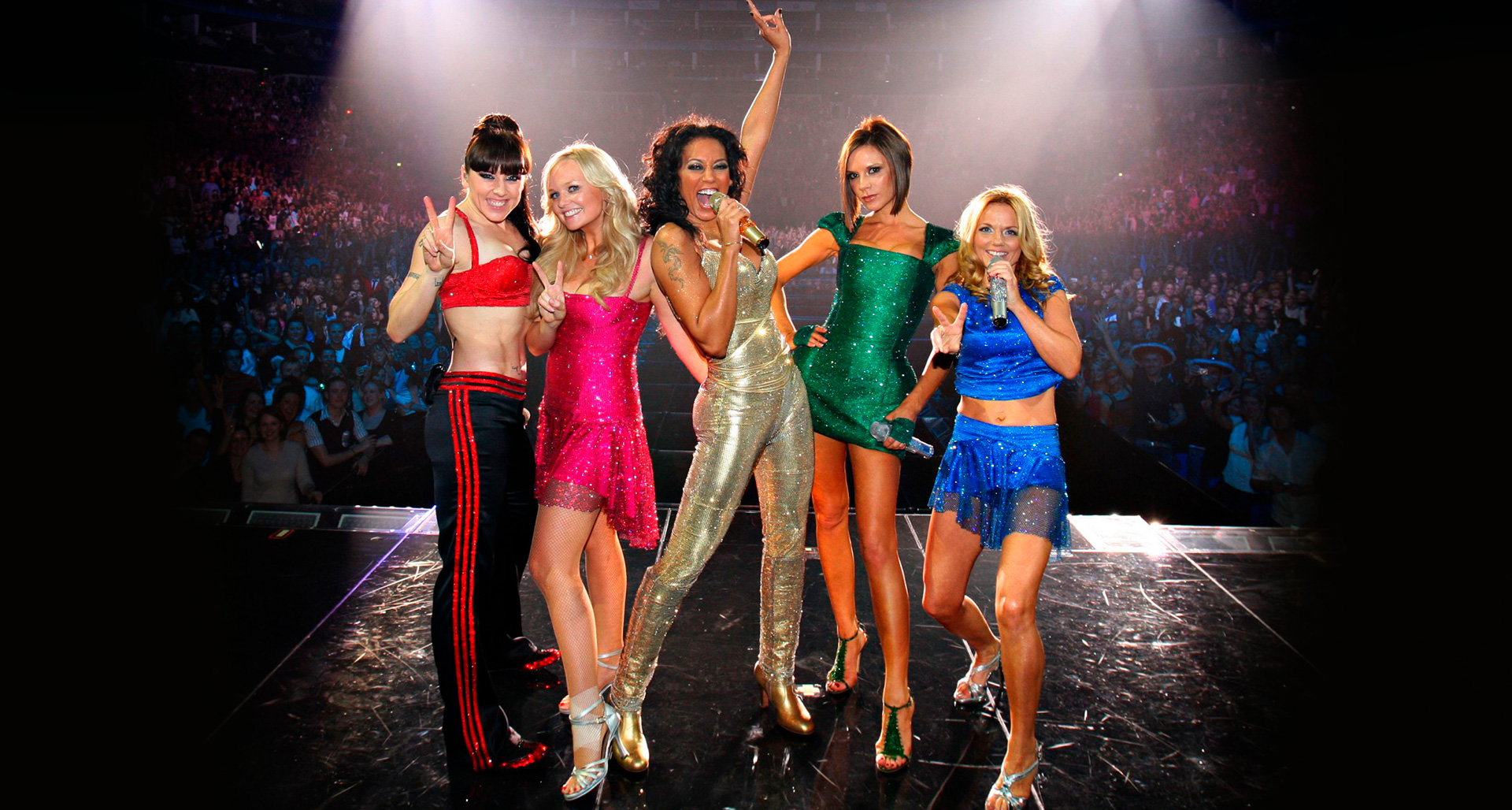 THE RETURN OF THE SPICE GIRLS 2