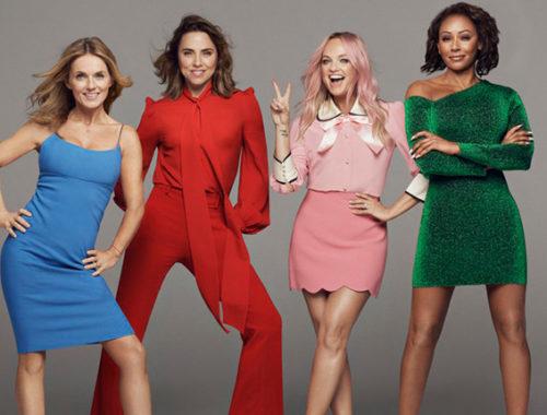 Spice World 2019 UK Tour